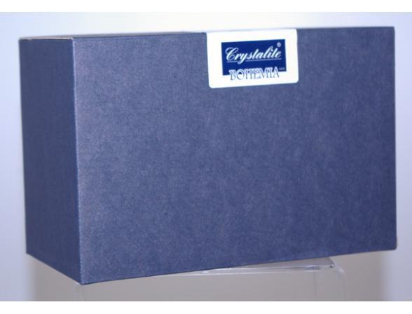 Набор бокалов для бренди Crystalite Bohemia 250 мл *2 шт. Охота