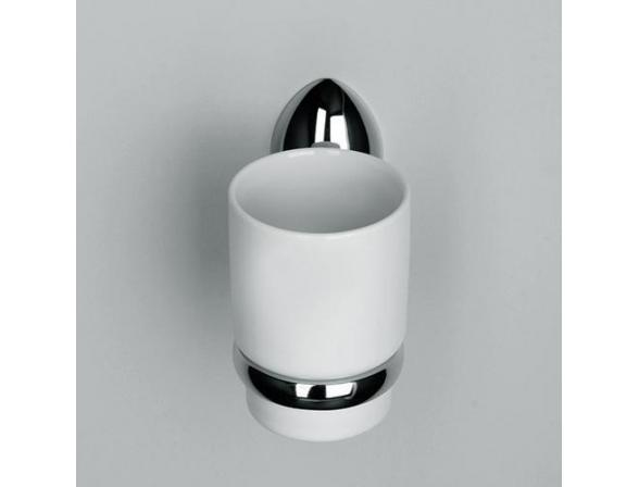 Подстаканник WasserKRAFT Weser одинарный К-8628C, керамика
