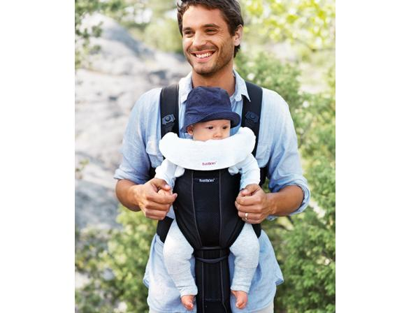 Нагрудник BabyBjorn Bib for Baby Carrier (для рюкзаков-переносок Baby Carrier и Baby Carrier Comfort)