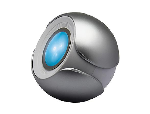 Декоративный светильник ЭРА 626931 Magic colours BSilver-3