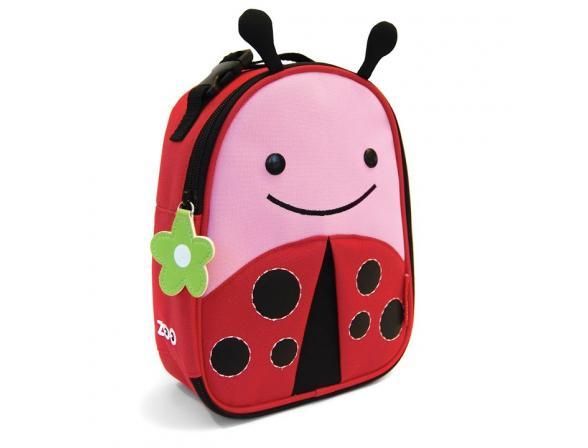 Детская термо-сумка для еды Skip Hop Zoo Lunches