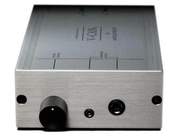 Усилитель для наушников Musical Fidelity V-CAN II