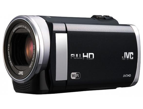 Видеокамера JVC Everio GZ-EX215