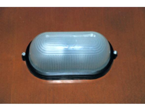 Светильник пылевлагозащищенный Uniel UWL-O-01-100-Black