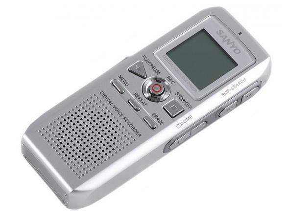 Диктофон Sanyo ICR-FP500