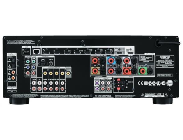 AV-ресивер Onkyo TX-NR 616