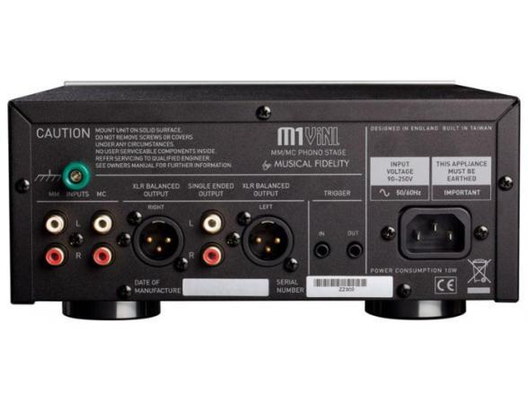 Фонокорректор Musical Fidelity M1VINL