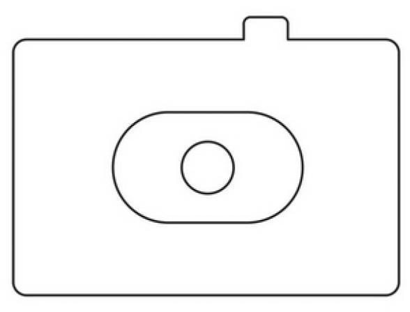 Фокусировочный экран Canon EC-S