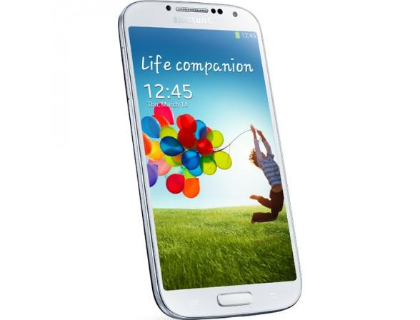 Смартфон Samsung Galaxy S4 16Gb GT-I9500 White