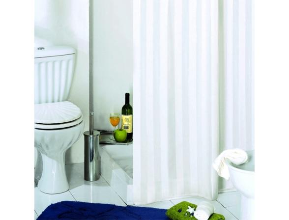 Штора для ванной Bacchetta 180х200 Rigone белая