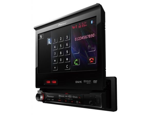 Автомагнитола Pioneer AVH-P6300BT
