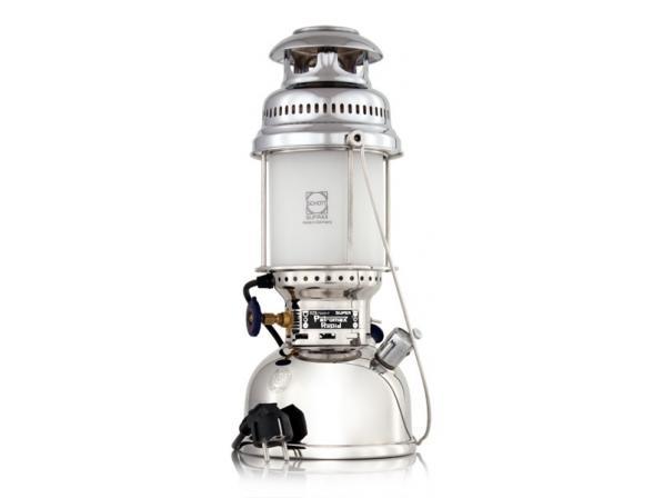 Лампа электрическая настольная Petromax 500HK Brass Electro