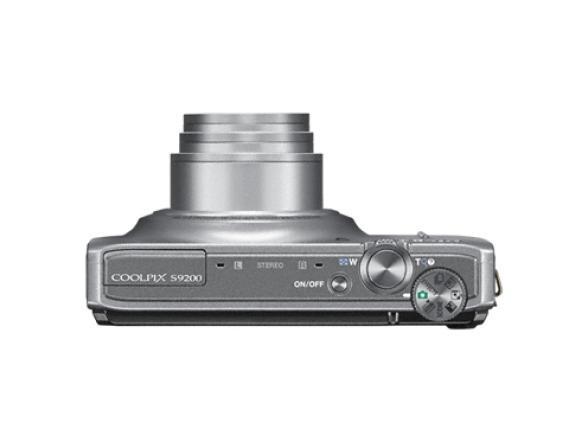 Цифровой фотоаппарат Nikon Coolpix S9200