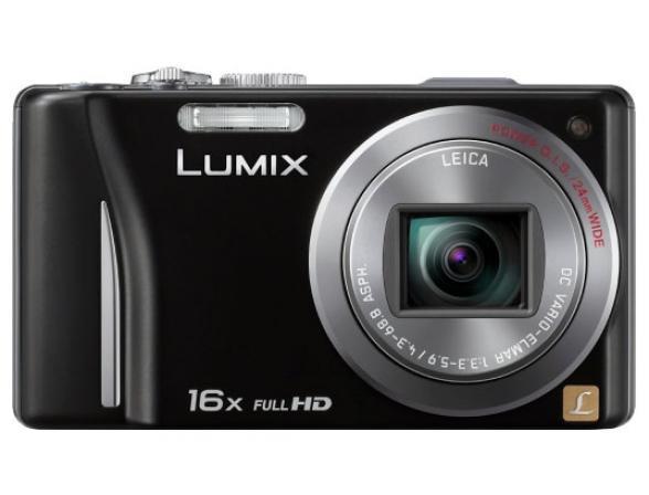 Цифровой фотоаппарат Panasonic Lumix DMC-TZ20