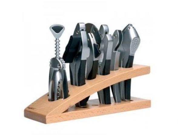 Подставка для кухонных принадлежностей своими руками