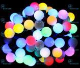 Светодиодная гирлянда Rich LED Шарики 7.5 м 50 LED-шариков 23 мм