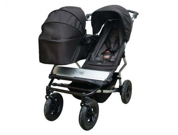 Детская коляска для двойни 2 в 1 Mountain Buggy Duet