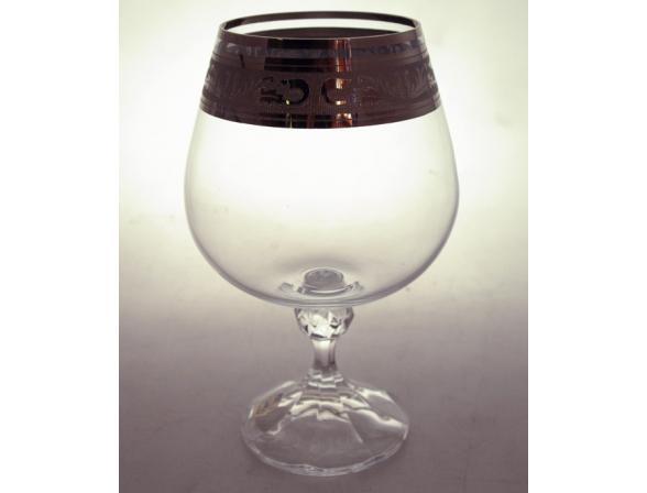 Набор бокалов для коньяка Bohemia Crystall Джулия/378500/400
