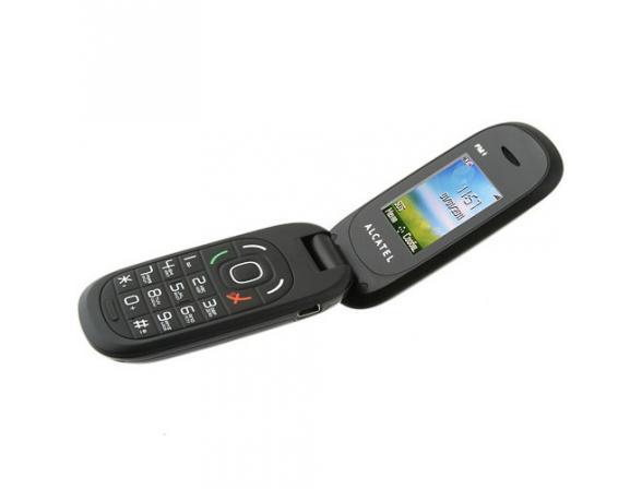 Телефон Alcatel OT361 Cashmere Grey