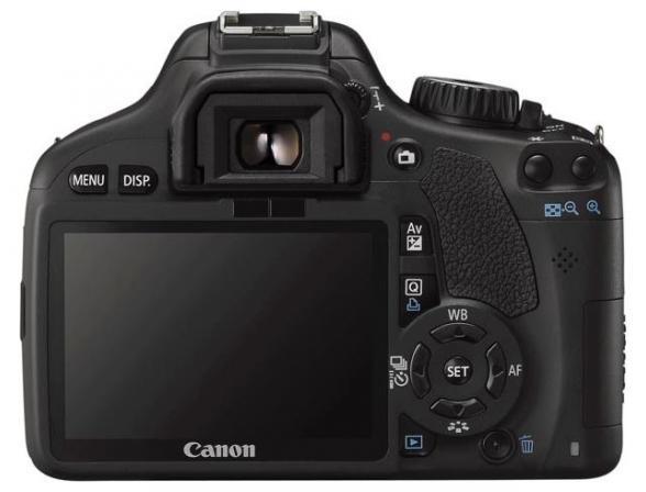 Зеркальный фотоаппарат Canon EOS 550D Body