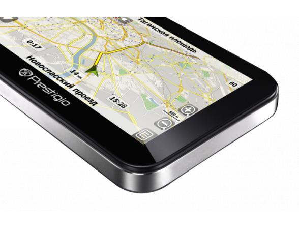 GPS-навигатор Prestigio GeoVision 5200BT