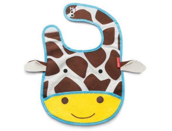 Слюнявчик Skip Hop Zoo Bib