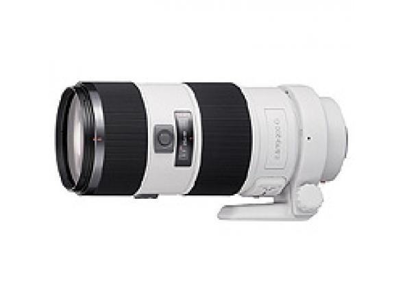 Объектив Sony 70-200mm f/2.8G