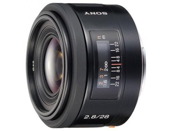 Объектив Sony 28mm f/2.8 (SAL-28F28)*
