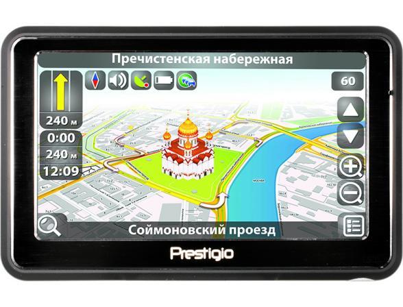 GPS-навигатор Prestigio GeoVision 5200