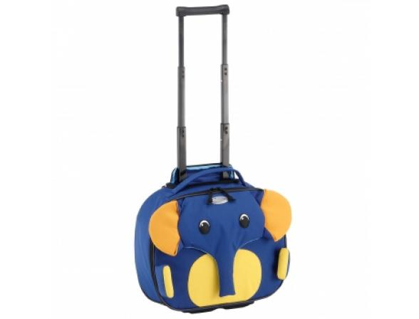Портфель Samsonite U22*028 Sammies Dreams Roll Schoolbag Elephant