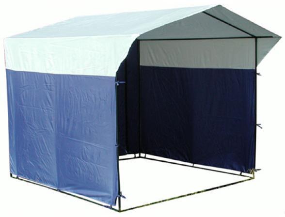 Палатка торговая Митек 2,5х1,9 (разборная)