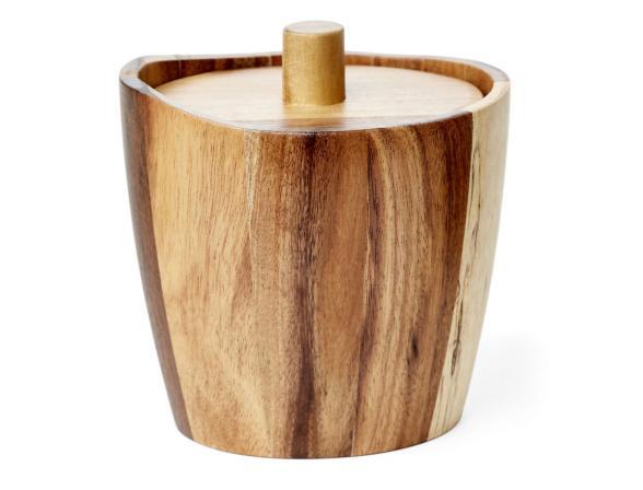Косметическая емкость KASSATEX Acacia Wood AAW-CJ
