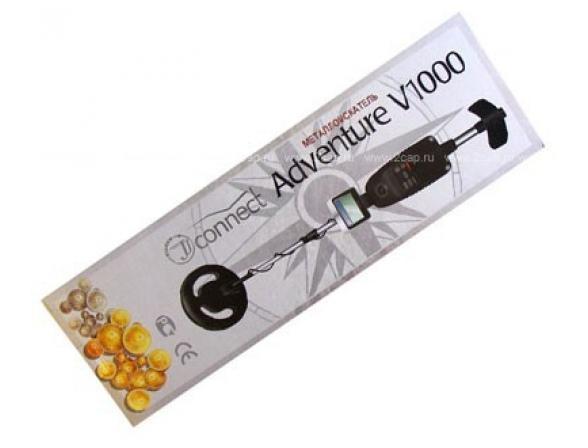 Металлоискатель JJ-Connect Adventure V1000