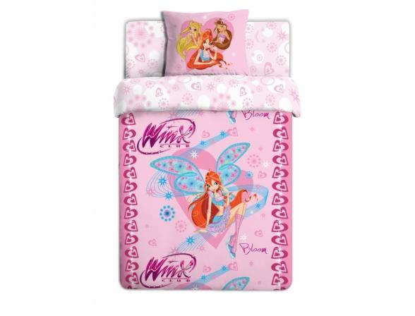 Постельное белье Нордтекс WINX 1,5-спальное, поплин