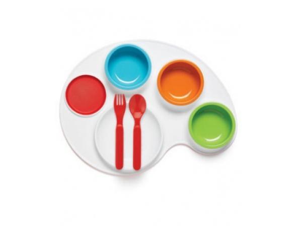 Набор для еды Skip Hop Pallete Plate