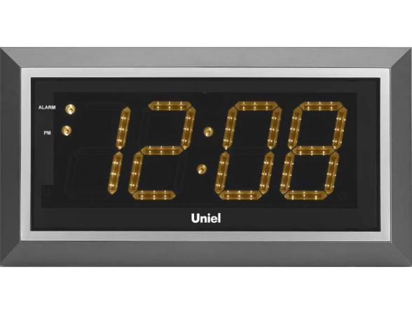 Часы электронные Uniel UTL-11YSl