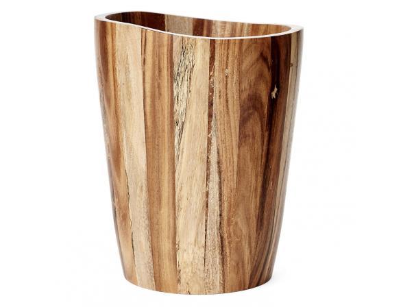 Корзина для мусора KASSATEX Acacia Wood AAW-WB