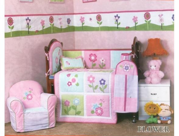 Комплект для детской кровати ARYA CY 862 Flower