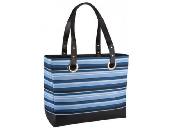 Сумка-холодильник Thermos Raya24 Can tote-blue stripe