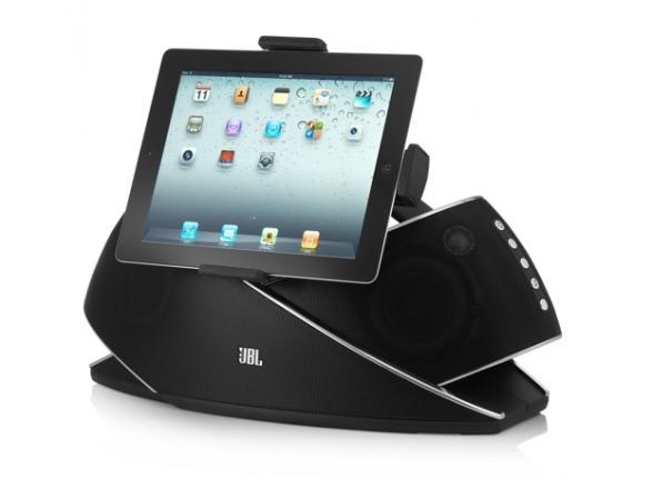 Док-станции для iPod/iPhone/iPad JBL ON BEAT EXTREME BLACK