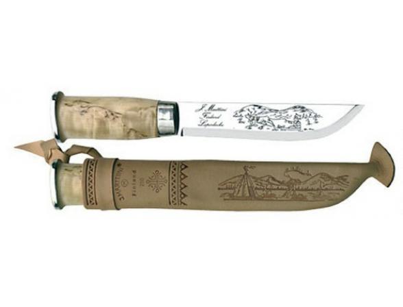 Нож рыбака Marttiini Lapp Knife 250