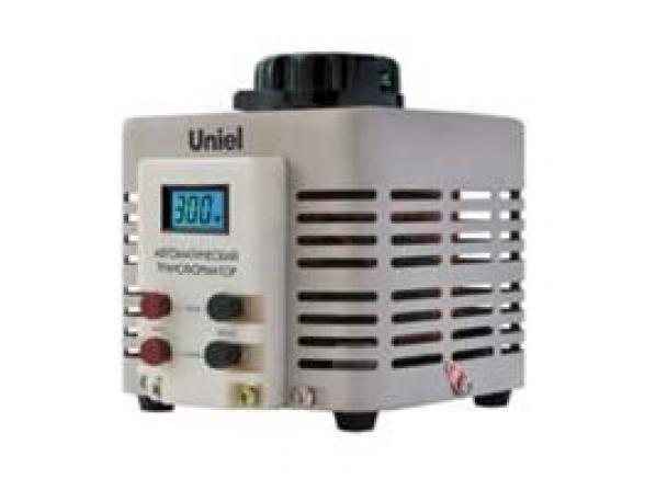 Трансформатор автоматический (ЛАТР) Uniel U-TDGC2-10