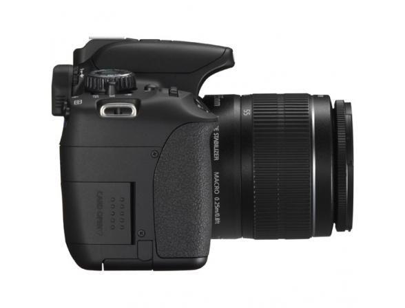 Зеркальный фотоаппарат Canon EOS 650D Kit 18-55 IS II