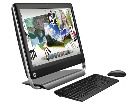 Моноблок HP TouchSmart 520-1108er
