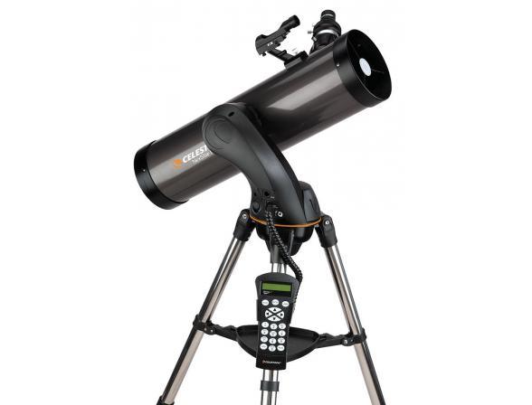 Компьютеризированный телескоп Celestron NexStar 130 SLT