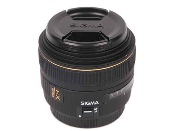 Объектив Sigma AF 30mm f/1.4 EX DC HSM CANON EF-S*