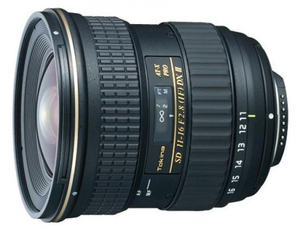 Объектив Tokina AT-X 116 Pro DX II Nikon F*