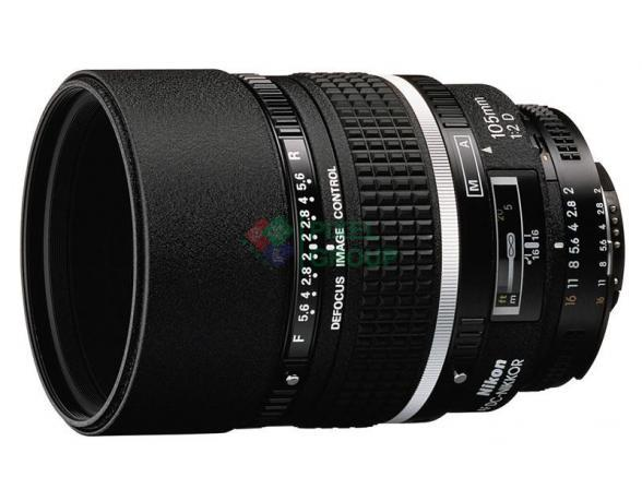 Объектив Nikon 105mm f/2D AF DC-Nikkor