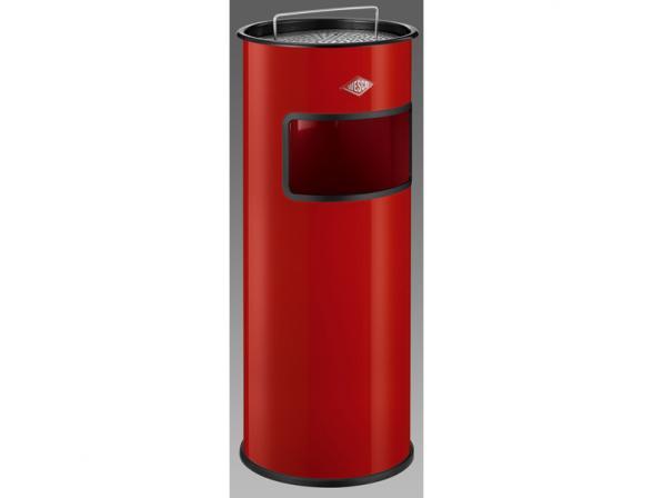 Мусорный контейнер 30 литров - красный (!!!) Wesco 150601-02