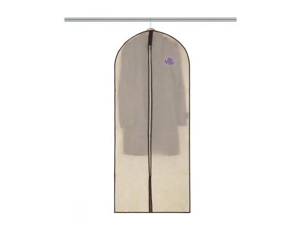 Чехол для одежды с круглым окном LOKS L1001 60*137